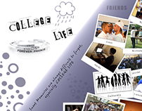Banner and Poster Design for College Culturals
