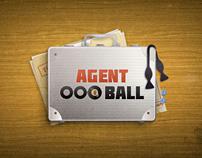 Agent 008 Ball