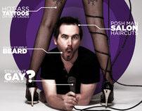 Chris Henry Poster 2011