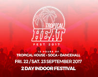Tropical Heat Festival 2017