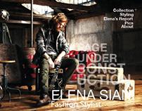 Elena Siani | Home Page - under construction.