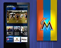 UI-UX - APP Dev MIA Marlins - Interactive App