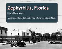 Zephyrhills, Fl : City Portal Website