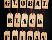 Global Black Friday Poster