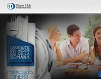 Miércoles Diners - Website