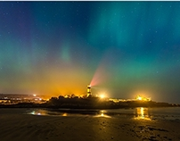 Northern Lights - Donegal