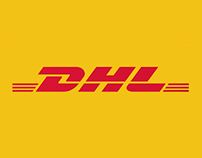 "DHL ""YES WE CAN DELIVER!"""