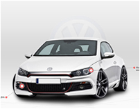 VW Scirocco Sports
