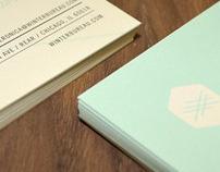 winterbureau business cards