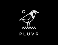 PLUVR Compost Logo