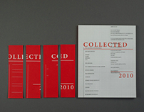 Collected: SAIC MFA Writing Book