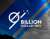 Billion Dollar Boy - Logo and branding