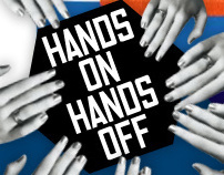 'Hands On, Hands Off'-Wallpaper Magazine(One-off cover)