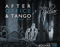 AFTER OFFICE & TANGO | Flyer