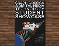 Student Showcase Poster Design