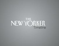 The New Yorker Magazine Timeline (motion)