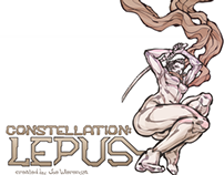 Constellation Lepus: 12-Page Comic