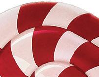 Creapy Candy, communicatie styling voor Tim Burton