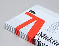 99U Magazine 2013