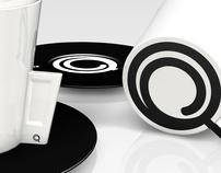 Tableware for Delta Q - 2008