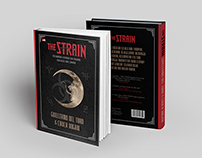 THE STRAIN (Redesign novel cover)