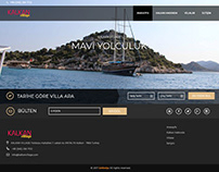 Kalkan Village website