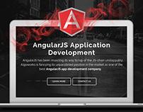 AngularJS App Development Services | Web Page Design