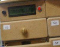 Gaveta de medicamentos - Medication drawer