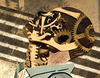 """The Design Process"" Illustrations"