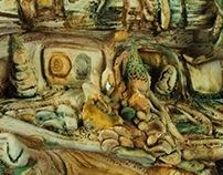 Ceramics-Undergraduate work