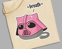 Cath Vader Print