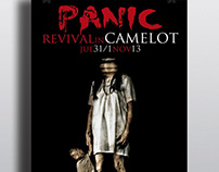 PANIC party REVIVALinCAMELOT