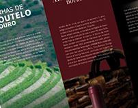 QTA FONTE NOVA wine advertising