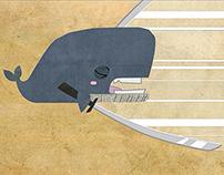 Samurai-whales