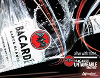 Rum Bacardi Carta Blanca