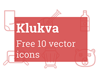 Klukva icon pack | Free