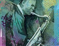 Jazz Series, John Coltrane
