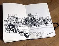 Bovisa Sketchbook