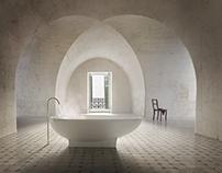 Full CGI // baths