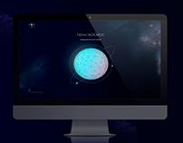 Technospace / Дизайн- концепт о космосе
