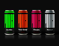 PUNCH — Energy Drink