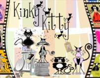 Kartoon - Kinky Kitty