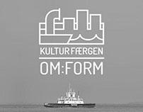 Kulturfærgen Om:form