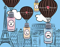 Animated videos for Parfum Citoyen
