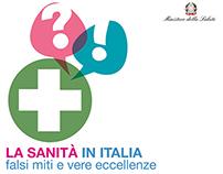 """Ministero della Salute """"La Sanità in Italia..."""""""