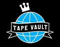 Tape Vault logo