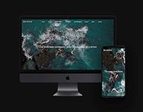 Resense — web design