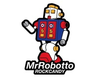 "ROCK CANDY | ""Mr Robotto"" Collectable Figure"