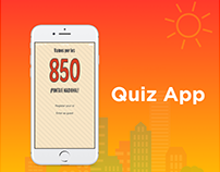 Quiz App for iPhone