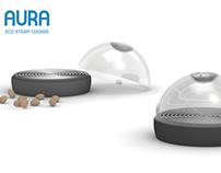 AURA | Eco Steam Cooker